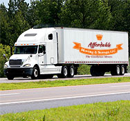 Interstate Moving with Affordable Moving and Storage