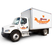 Local Movers at Affordable Moving and Storage